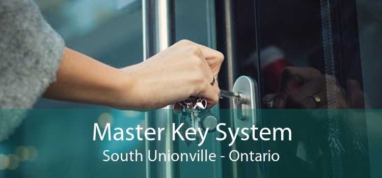 Master Key System South Unionville - Ontario
