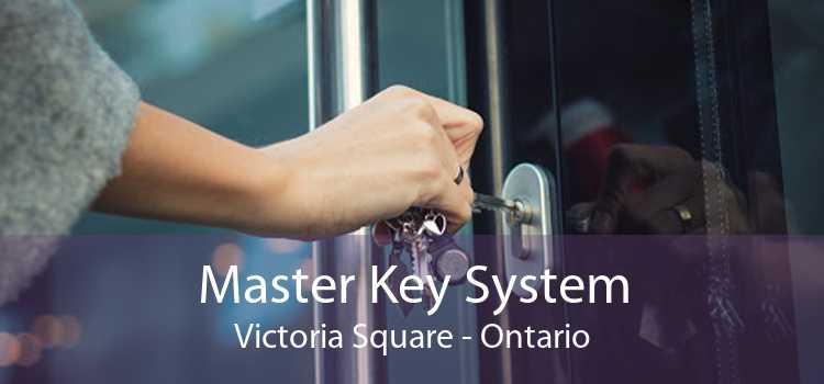 Master Key System Victoria Square - Ontario