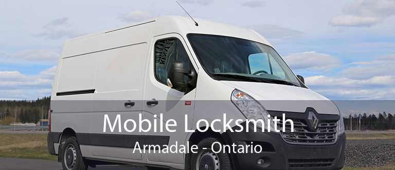 Mobile Locksmith Armadale - Ontario