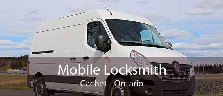 Mobile Locksmith Cachet - Ontario