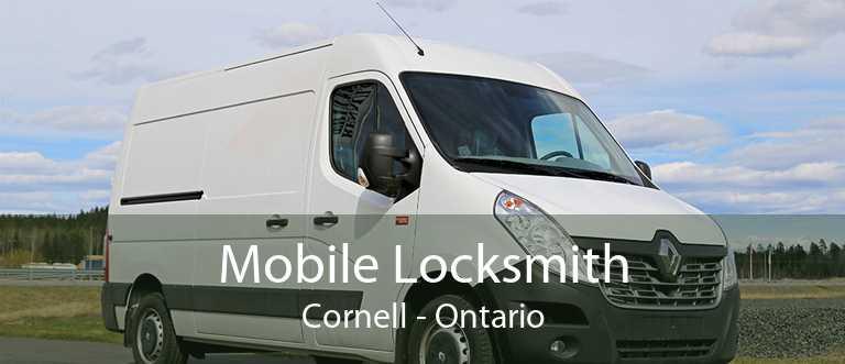 Mobile Locksmith Cornell - Ontario