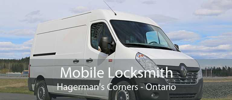 Mobile Locksmith Hagerman's Corners - Ontario