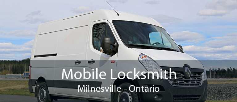Mobile Locksmith Milnesville - Ontario