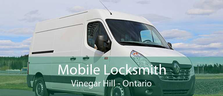 Mobile Locksmith Vinegar Hill - Ontario