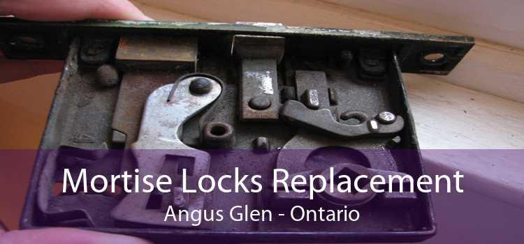 Mortise Locks Replacement Angus Glen - Ontario