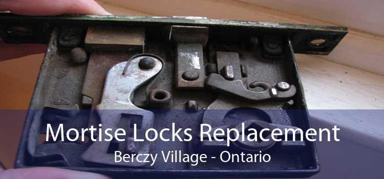 Mortise Locks Replacement Berczy Village - Ontario