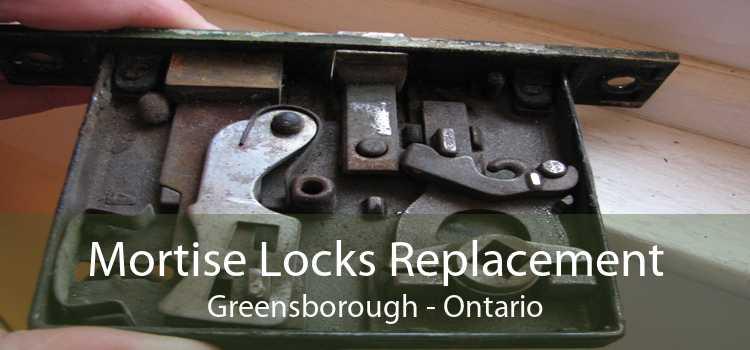 Mortise Locks Replacement Greensborough - Ontario