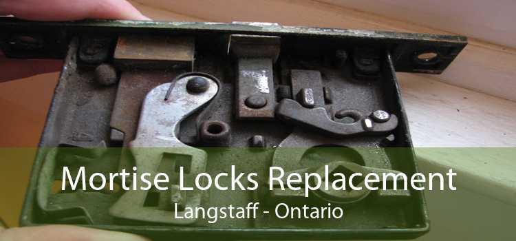 Mortise Locks Replacement Langstaff - Ontario