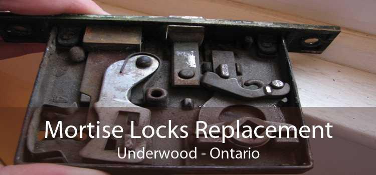 Mortise Locks Replacement Underwood - Ontario