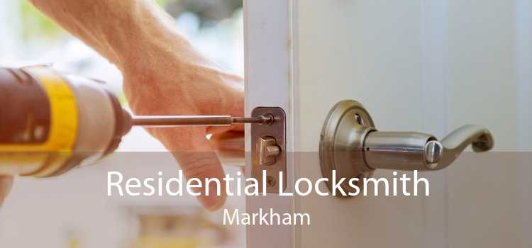 Residential Locksmith Markham