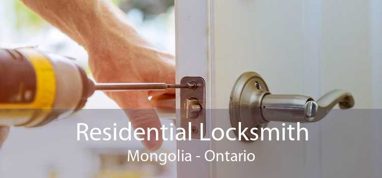 Residential Locksmith Mongolia - Ontario