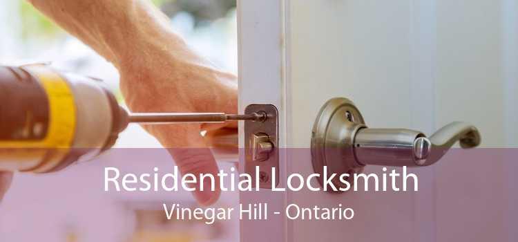 Residential Locksmith Vinegar Hill - Ontario