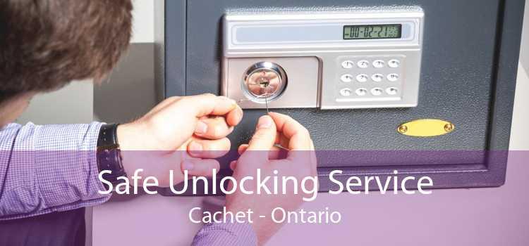 Safe Unlocking Service Cachet - Ontario