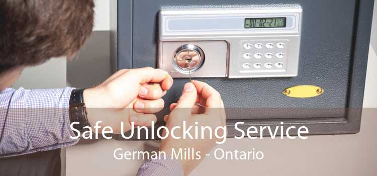 Safe Unlocking Service German Mills - Ontario