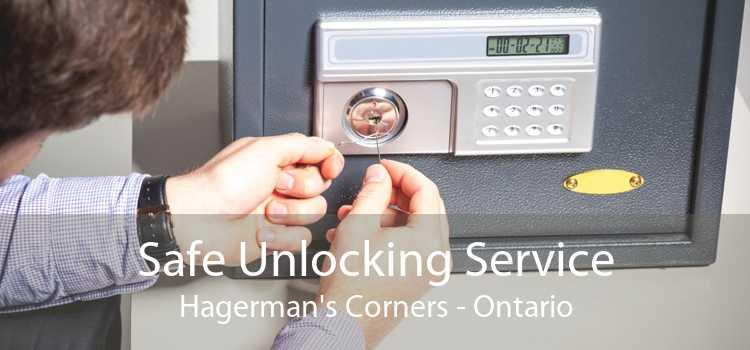 Safe Unlocking Service Hagerman's Corners - Ontario