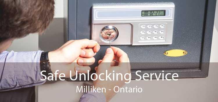 Safe Unlocking Service Milliken - Ontario