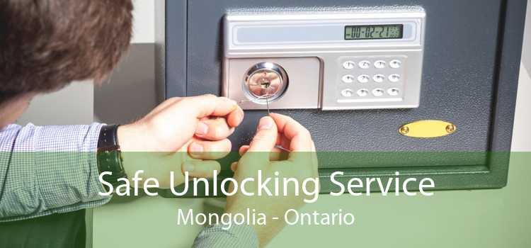 Safe Unlocking Service Mongolia - Ontario