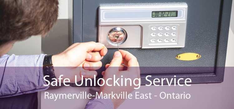 Safe Unlocking Service Raymerville-Markville East - Ontario