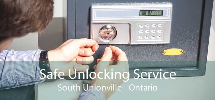 Safe Unlocking Service South Unionville - Ontario