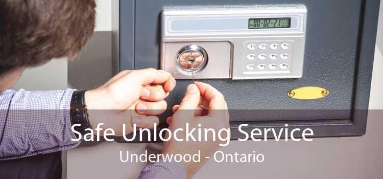 Safe Unlocking Service Underwood - Ontario