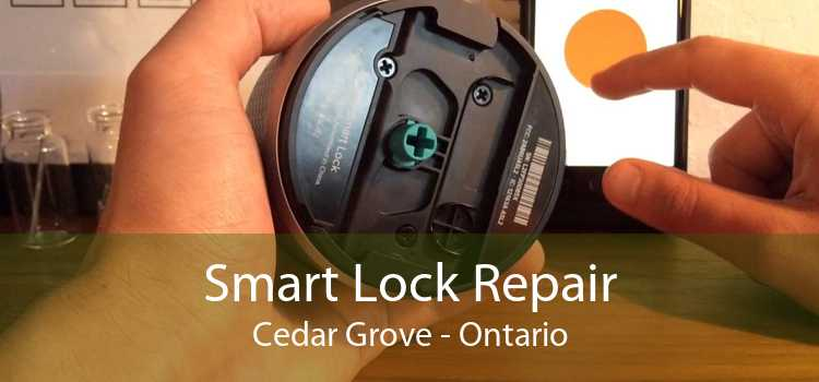 Smart Lock Repair Cedar Grove - Ontario