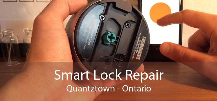 Smart Lock Repair Quantztown - Ontario