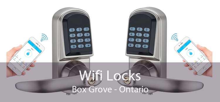 Wifi Locks Box Grove - Ontario