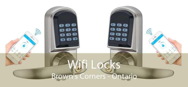 Wifi Locks Brown's Corners - Ontario