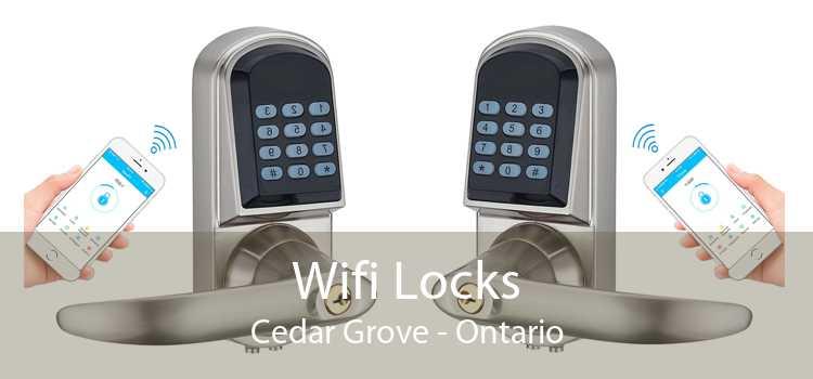 Wifi Locks Cedar Grove - Ontario
