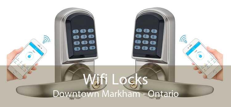 Wifi Locks Downtown Markham - Ontario