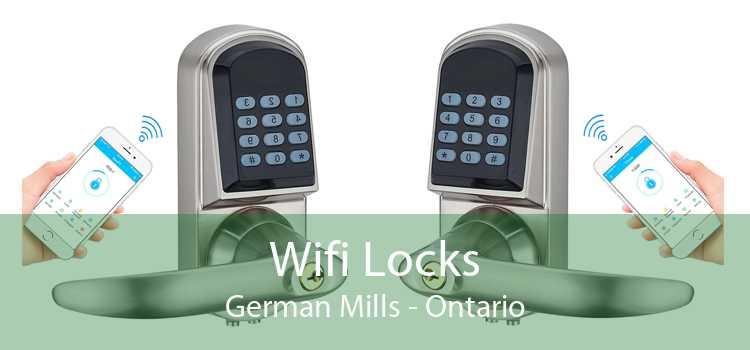 Wifi Locks German Mills - Ontario