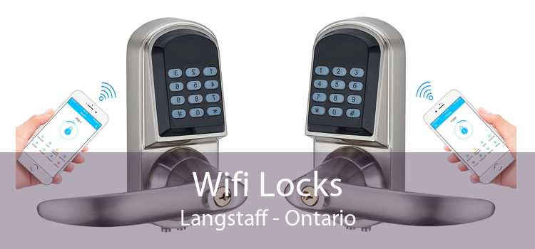 Wifi Locks Langstaff - Ontario