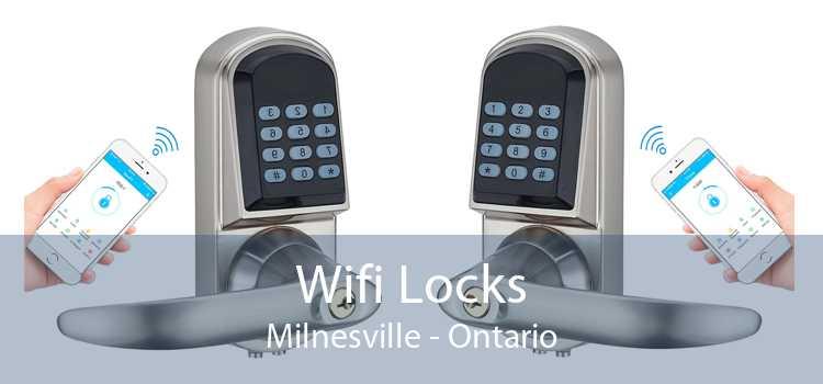 Wifi Locks Milnesville - Ontario