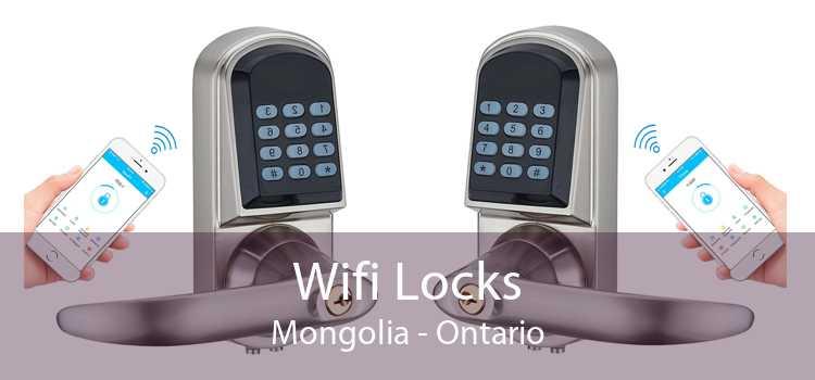 Wifi Locks Mongolia - Ontario