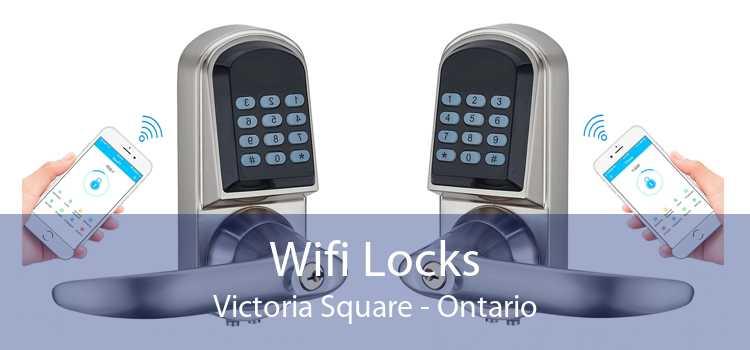 Wifi Locks Victoria Square - Ontario