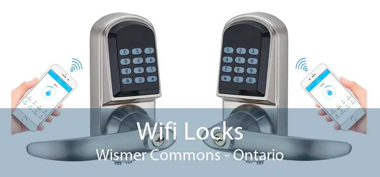 Wifi Locks Wismer Commons - Ontario